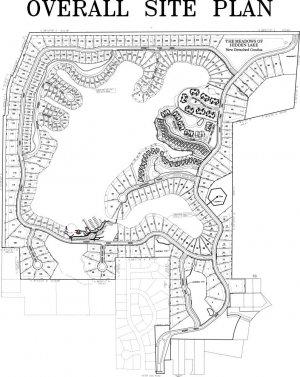 Hidden Lake - Overall Site Plan
